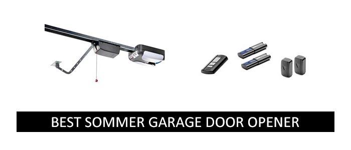 Best SOMMER garage door opener